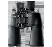 Бинокль Nikon Aculon 10-22x50